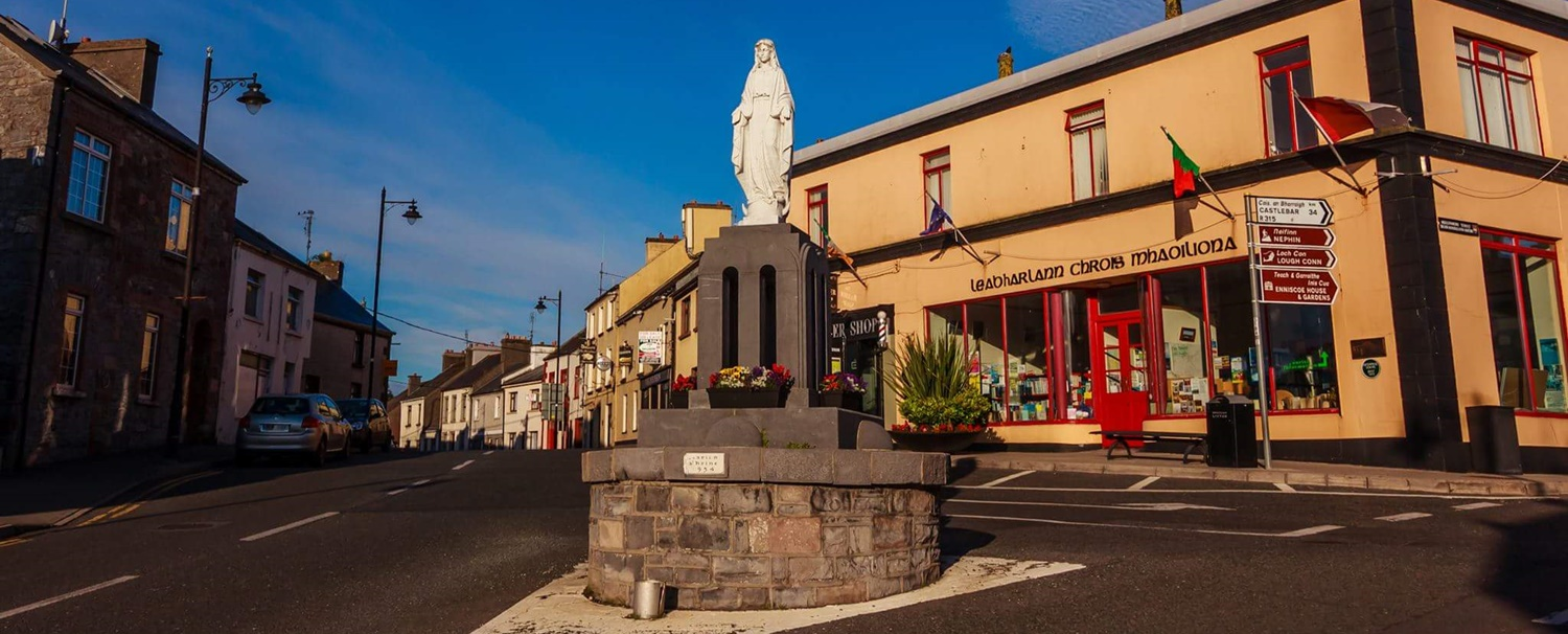 All About The Town Of Crossmolina